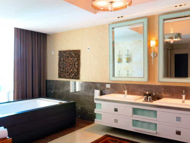 Master Bedroom and Bath